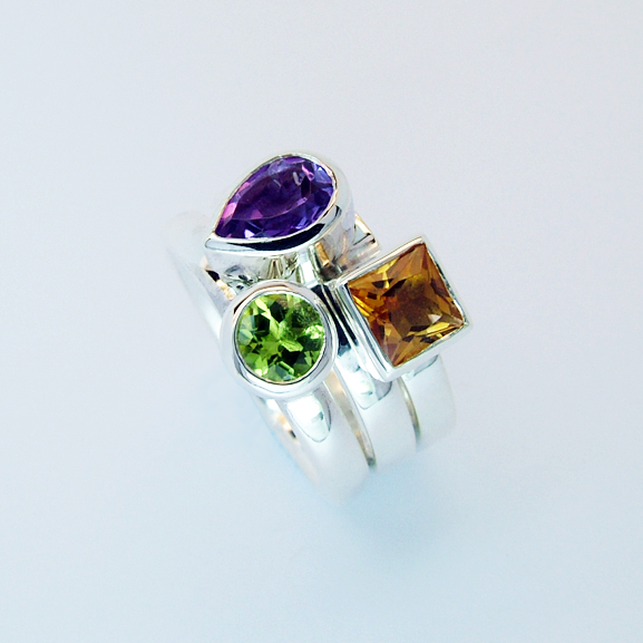 image_6__00citrine_peridot__amethyst_silver_stacking_rings
